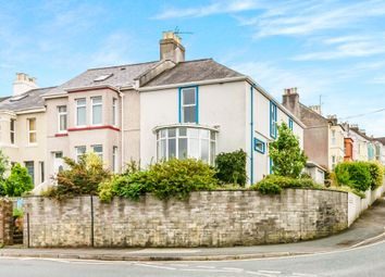 Thumbnail 3 bedroom end terrace house for sale in North Road, Saltash