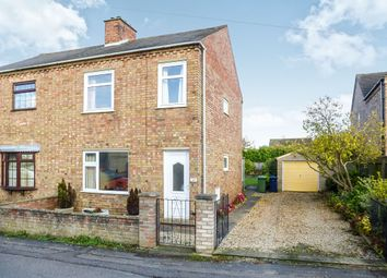Thumbnail 3 bedroom semi-detached house for sale in Elm Low Road, Elm, Wisbech