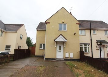 Thumbnail 3 bed semi-detached house to rent in Millichip Road, Portobello, Willenhall