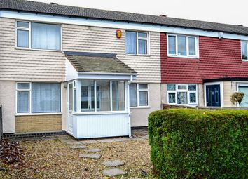 Thumbnail 3 bed terraced house to rent in Central Avenue, Longbridge, Northfield, Birmingham