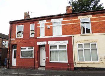 Thumbnail 2 bedroom terraced house for sale in Lockwood Street, Longsight, Manchester