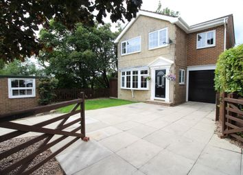 Thumbnail 5 bed detached house to rent in Ash Close, Ossett