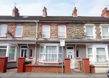 Thumbnail 3 bed terraced house for sale in William Street, Blackwood, Caerphilly
