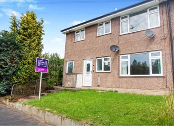 Thumbnail 2 bed flat for sale in Derwent Drive, Chinley, High Peak
