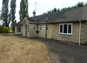 Thumbnail 2 bed detached bungalow to rent in Bawtry Road, Blyth, Worksop