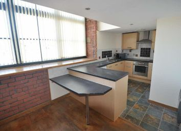 Thumbnail 3 bed flat to rent in Byron Halls, Byron Street, Bradford
