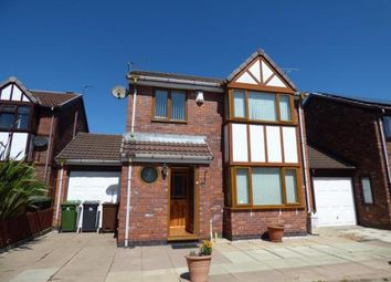 Thumbnail 3 bed detached house for sale in Regent Avenue, Bootle, Liverpool, Merseyside
