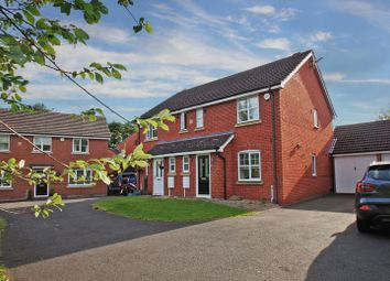 Thumbnail 3 bed semi-detached house for sale in Turnpike Lane, Redditch