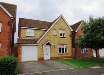 Thumbnail 4 bed detached house for sale in Watersend Road, Hampton Hargate, Peterborough