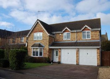 Thumbnail 5 bed detached house for sale in Muncaster Way, West Haddon, Northampton