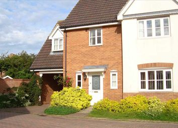Thumbnail 4 bedroom link-detached house to rent in Masterson Grove, Kesgrave, Ipswich