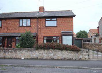 Thumbnail 2 bed semi-detached house for sale in Church Lane, Adwick-Le-Street, Doncaster
