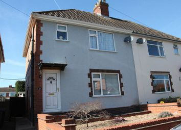 Thumbnail 3 bed semi-detached house for sale in Birchfield Avenue, Markfield