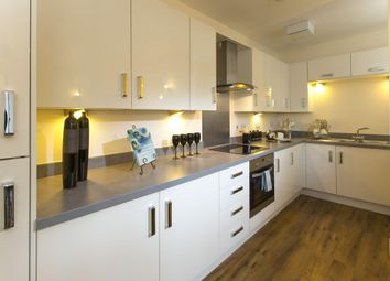 "Thumbnail 2 bed flat for sale in ""Bromwich Bc"" at Zone 4, Burntwood Business Park, Burntwood"