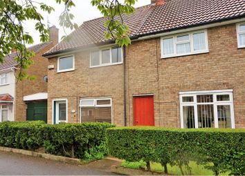 Thumbnail 3 bedroom end terrace house for sale in Gower Road, Hull