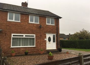 Thumbnail 3 bed property to rent in Somerville Road, Alrewas, Burton-On-Trent