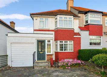 Thumbnail 3 bedroom semi-detached house for sale in Oakfield Park Road, Dartford, Kent