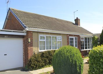 Thumbnail 3 bed detached house for sale in Willow Rise, Tadcaster