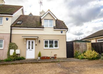 Thumbnail 2 bed terraced house for sale in Byford Mews, Dunmow