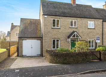 Thumbnail 3 bed semi-detached house for sale in Saxon Way, Fairford