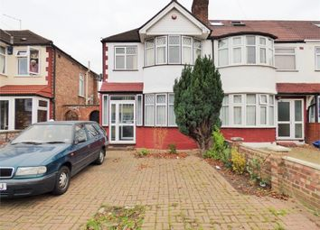 Thumbnail 4 bed end terrace house to rent in Medway Drive, Perivale, Greenford, Greater London