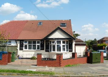 Thumbnail 2 bed bungalow to rent in Uppingham Avenue, Stanmore
