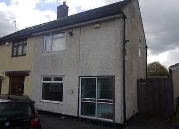 Thumbnail 2 bed property to rent in Winchester Road, West Bromwich