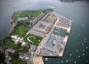 Thumbnail 1 bedroom flat for sale in Royal William Yard, Stonehouse, Plymouth