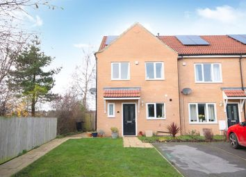 Thumbnail 3 bed end terrace house for sale in Woodfield Road, Harrogate