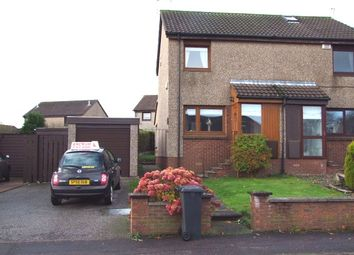 Thumbnail 2 bed semi-detached house to rent in Rennell Road, Dundee