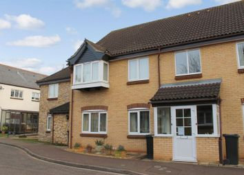 Thumbnail 2 bed flat for sale in Kimbolton Court, Cobden Avenue, Peterborough