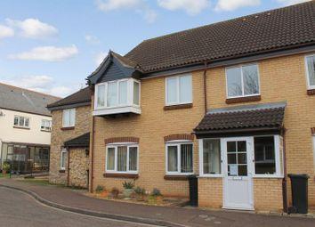 Thumbnail 2 bedroom flat for sale in Kimbolton Court, Cobden Avenue, Peterborough