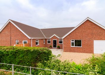 Thumbnail 4 bed bungalow for sale in Washdyke Lane, Leasingham, Sleaford