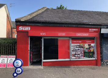 Thumbnail Retail premises for sale in Greenock, Inverclyde