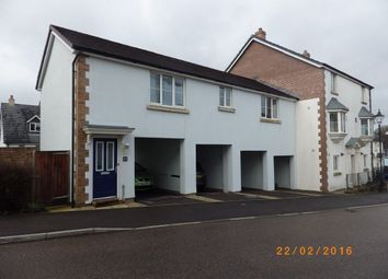Thumbnail 2 bedroom flat to rent in Raleigh Mead, South Molton