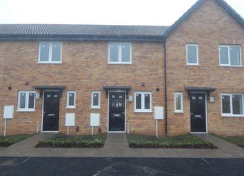Thumbnail 2 bed terraced house to rent in Sinter Grove, Glan Llyn, Llanwern, Newport
