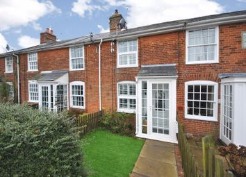 Thumbnail 2 bed terraced house for sale in Throwley, Faversham