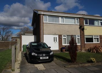 Thumbnail 3 bed semi-detached house for sale in Coomside, Collingwood Grange, Cramlington