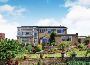 Thumbnail 5 bed detached house for sale in Meadow Close, Reedley, Burnley, Lancashire