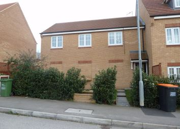 Thumbnail 2 bed maisonette to rent in Turnham Drive, Leighton Buzzard, Bedfordshire