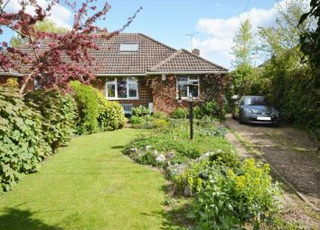 Thumbnail 3 bed semi-detached bungalow for sale in Halton Lane, Wendover, Aylesbury