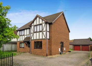 Thumbnail 5 bedroom detached house for sale in Higham Park Road, Rushden