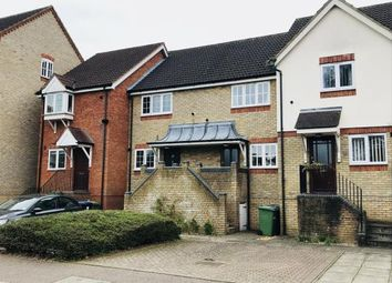 Thumbnail 2 bed terraced house for sale in Navigation Wharf, Eynesbury, St. Neots, Cambridgeshire