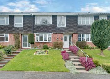 Thumbnail 3 bed terraced house for sale in Lea Croft Road, Crabbs Cross, Redditch