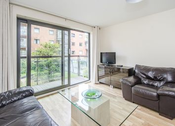Thumbnail 3 bed flat to rent in Horsley Court, Montaigne Close, London