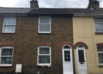 Thumbnail 2 bedroom terraced house to rent in Matthews Place, Dover