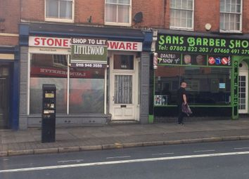 Thumbnail Retail premises to let in Mansfield Road, Nottingham