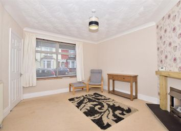 Thumbnail 2 bed terraced house for sale in Toronto Road, Gillingham, Kent