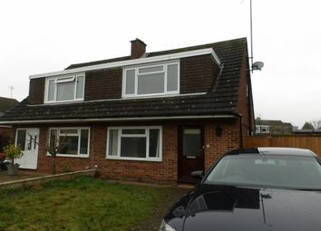 Thumbnail 3 bedroom property to rent in Trinity Road, Wolverton, Milton Keynes