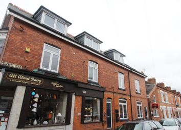 Thumbnail 1 bed flat to rent in Montague Road, Leicester